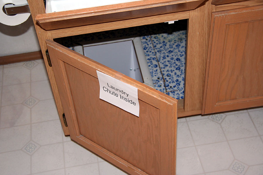 Laundry chute indeed for Laundry chute dimensions